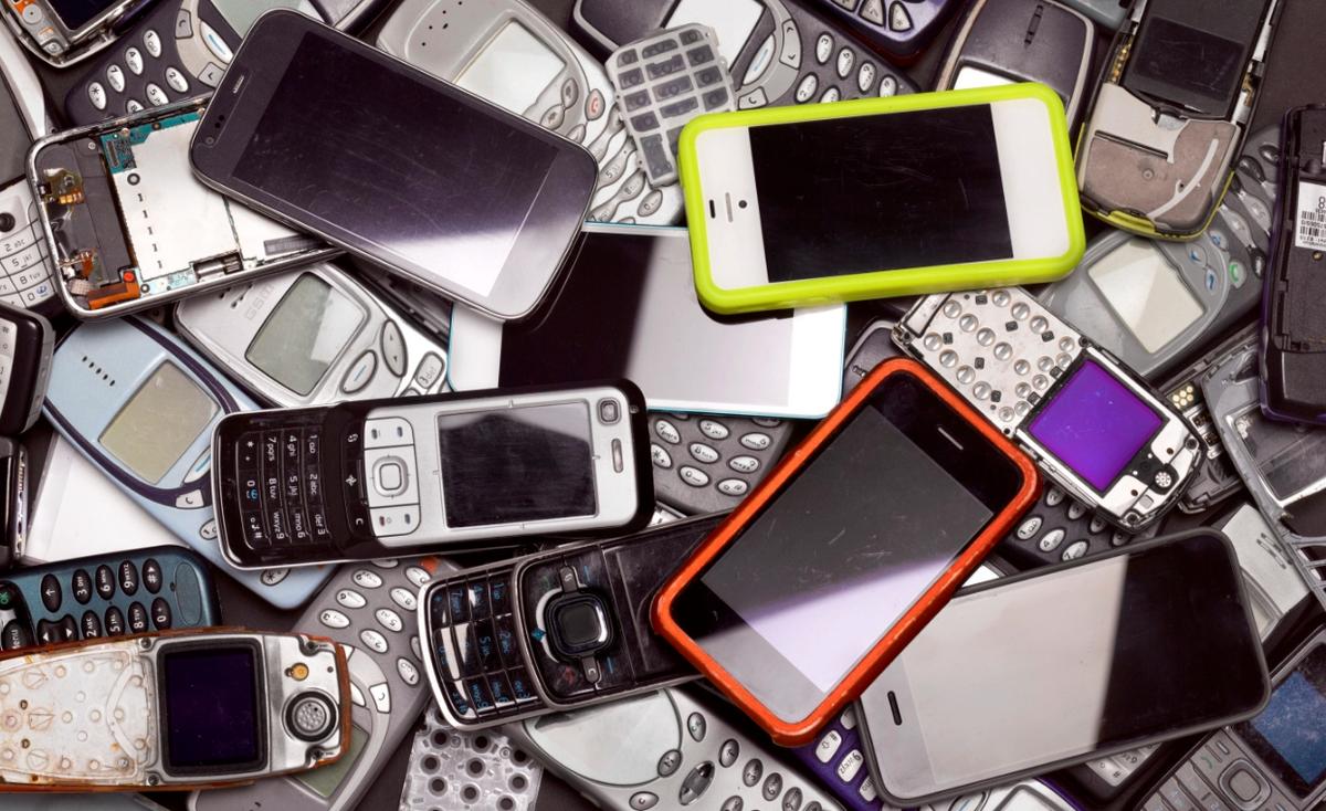 картинки техники телефоны страницу девушки